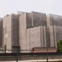 株式会社BRAST(ブラスト)/ 足場工事、高層、2015年のイメージ